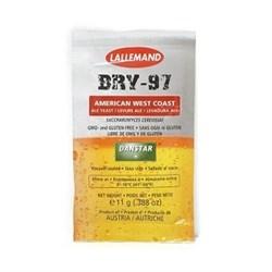 Пивные дрожжи  BRY-97, 11 гр