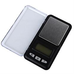 Электронные весы карманные 0.01 100 гр - фото 5175