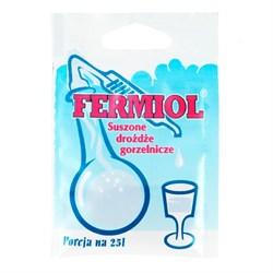 Сухие спиртовые дрожжи FERMIOL, 7 г