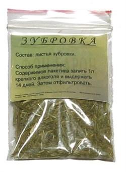 Набор для настоек «Зубровка», 2 гр - фото 5490