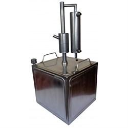 Дистиллятор «Домовенок-8» с перегонной ёмкостью на 15 л