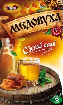 Набор для приготовления напитка Медовуха («Бодрич»), 306 г