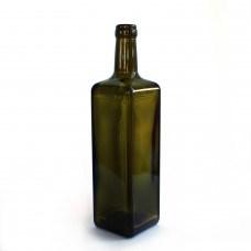Бутылка «Штоф» из зеленого стекла, 0,75 литра