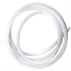 Шланг пищевой силиконовый медицинский (трубка)  12 × 2,5 мм