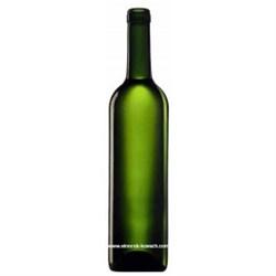 Бутылка винная оливкового цвета 0,7 литра, 20 шт. в коробке