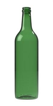 Бутылка винная зеленая 700 мл