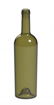 Бутылка винная Коника оливковая 750 мл