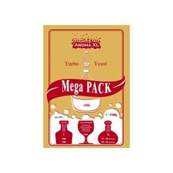 Спиртовые дрожжи AromaXL Mega Pack 100L, 360 г
