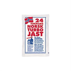 Спиртовые дрожжи Turbo 24H Norsk, 195 гр