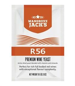 Винные дрожжи Mangrove Jack — R56 (Vintner's Hatvest), 8 г