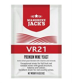 Винные дрожжи Mangrove Jack — VR21 (Vintner's Hatvest), 8 г