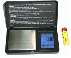 Портативные карманные электронные весы Pocket scale (ML-E05)