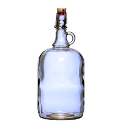 "Бутылка стеклянная ""Венеция"", 2 л"