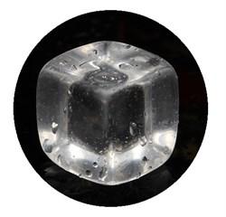 Прозрачные камни для виски, 10 шт.