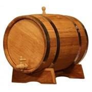 Дубовая бочка (для вина/коньяка/самогона) на 10 литров
