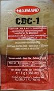 Сухие пивные дрожжи CBC-1, 11 гр