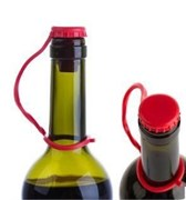 Пробка для бутылки с креплением