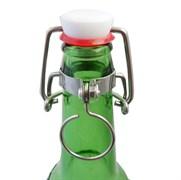 Бугельная пробка для пивной бутылки с держателем