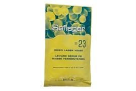 Дрожжи пивные сухие Saflager S-23, 11,5 гр.