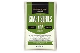 Сухие дрожжи для сидра Mangrove Jacks - Cider Yeast M02, 10 гр