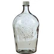 Бутылка стеклянная «Ровоам»
