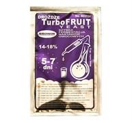 Винные дрожжи Browin Turbo Fruit 5-7 dni (Бровин Турбо Фрут 5-7 дней), 40 г