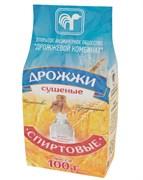 Белорусские спиртовые дрожжи 100 г