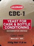 Пивные дрожжи CBC-1 Cask and Bottle Conditioning Yeast, 500 грамм