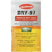 Пивные сухие дрожжи Danstar BRY-97 American West Coast Beer Yeast, 500 грамм