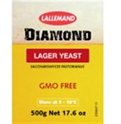Пивные сухие дрожжи Danstar Diamond Lager Yeast, 500 грамм