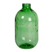 Бутыль стеклянная (банка стеклянная) 10 л ТО