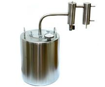 Дистиллятор «Крестьянка+» с баком на 20 литров