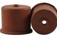 Резиновый колпак для бутыли 35 мм (под гидрозатвор)