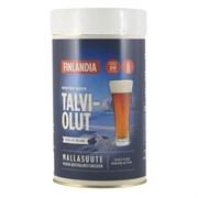 Пивной набор Finlandia Talviolut (Зимнее)