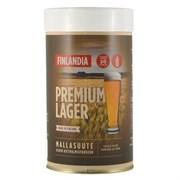 Пивной набор Finlandia Premium Lager (Премиум Лагер)