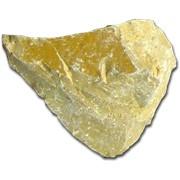 Кусковой сургуч желтый, 100 гр