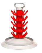 Сушилка  пластиковая  на 81 бутылку, Ferrari Group