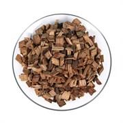 Дубовая щепа среднего обжига, 500 грамм