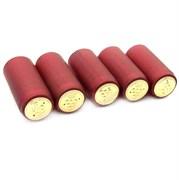 Термоусадочные колпачки для бутылок красные, 20 шт