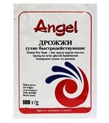 Дрожжи хлебопекарные «Angel», 100 гр