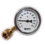 ТЕРМОМЕТР БИМЕТАЛЛИЧЕСКИЙ WATSS (0..+ 120 °С)