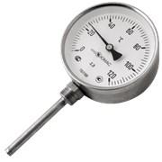 Термометр биметаллический радиальный, Польша