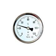 ТЕРМОМЕТР БИМЕТАЛЛИЧЕСКИЙ ТБ-63 (0..+ 120 °С)