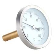 Термометр биметаллический осевой TS-W51